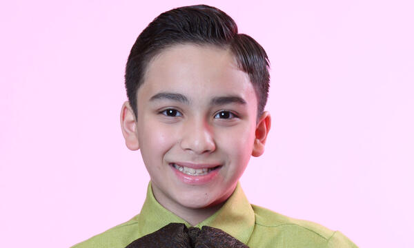 Francisco Garcia del team Natalia en La Voz Kids