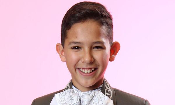 Isaac Torres del Team Natalia de La Voz Kids