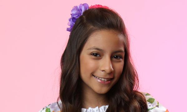 Magallie Montiel del Team Natalia en La Voz Kids