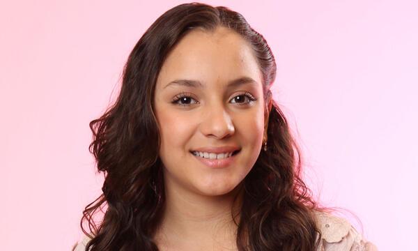 Ruth Morales del team Natalia en La Voz Kids