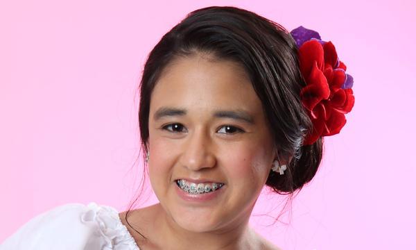 Sofia Hurtado del Team Natalia en La Voz Kids