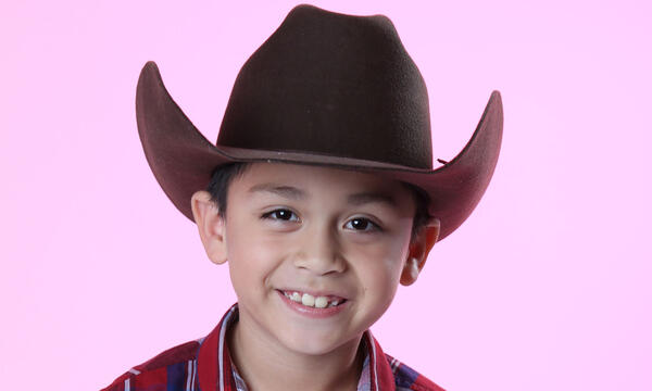 Joel Treviño del Team Pedro en La Voz Kids