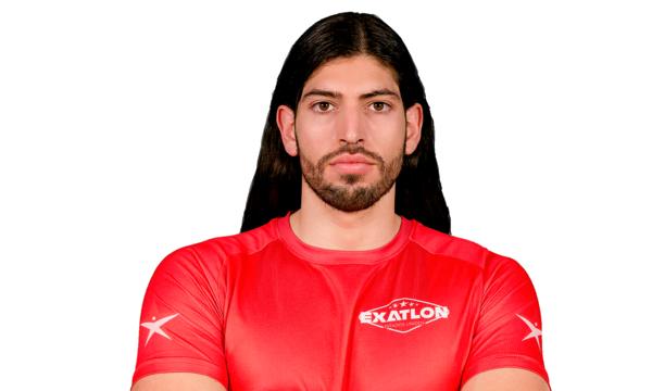 Jacobo García, Exatlón Estados Unidos, Team Famosos