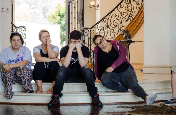 Los hijos de Jenni Rivera venden su casa.