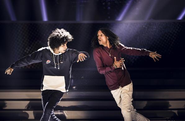 Les Twins en Premios Tu Mundo 2017