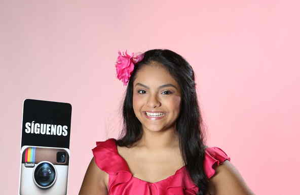 Isabel Sanchez, La voz kids