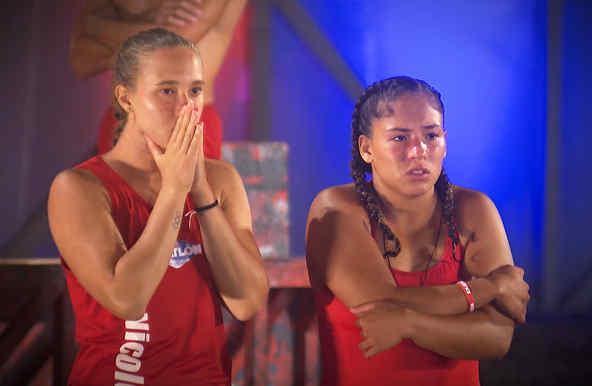 Nicole y Valerie impactadas por lesión de Jasmín