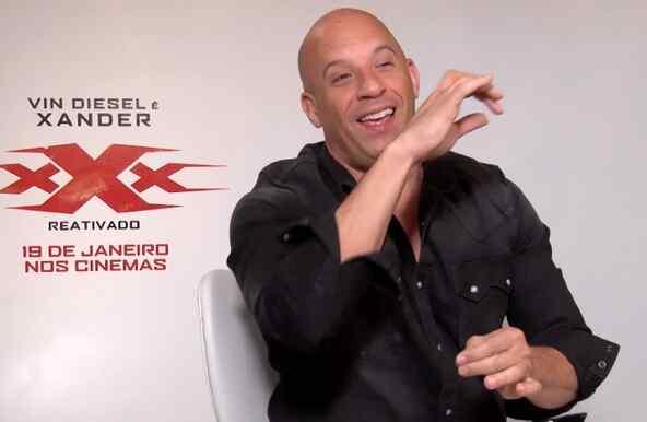 Vin Diesel habla de Nicky Jam, baila samba y más