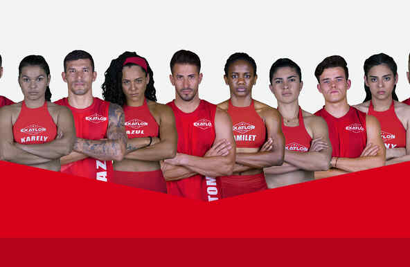 Team Famosos Exatlón Temporada 4