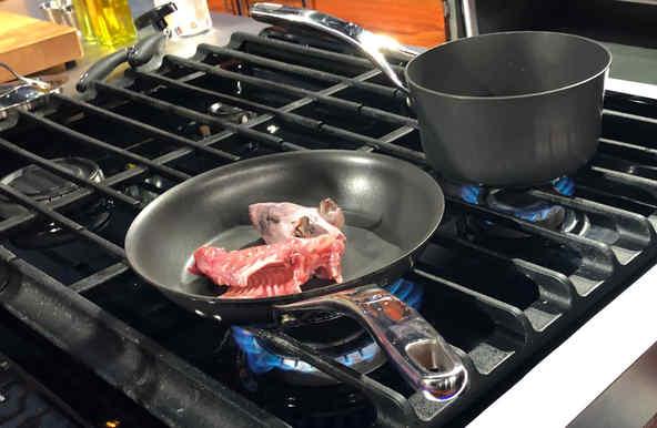 Carne de cui en MasterChef Latino 2