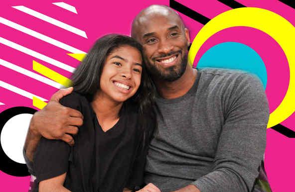 Kobe Bryant y Gianna Bryant