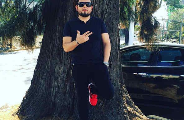 Roberto Tapia foto de Instagram 2016