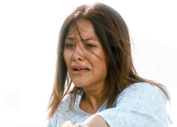 Vanessa Bauche se quiere suicidar en Eva la Trailera