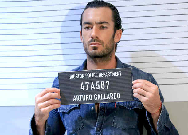 Aarón Díaz preso en Tierra de Reyes