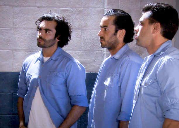 Hermanos Gallardo presos en Tierra de Reyes