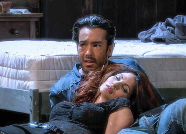 Aarón Díaz y Cynthia Ovillaría en Tierra de Reyes