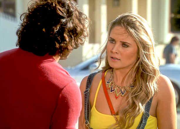 Kimberly Dos Ramos brava en Tierra de Reyes