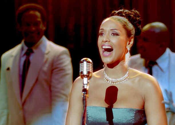 Jeimy Osorio cantando en Celia