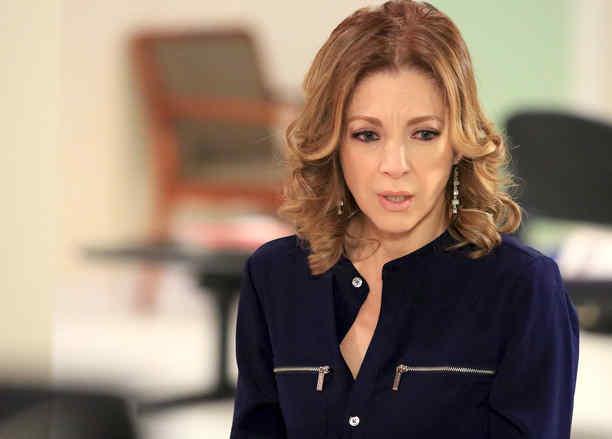 Edith González cambia su estrategia en Eva la Trailera