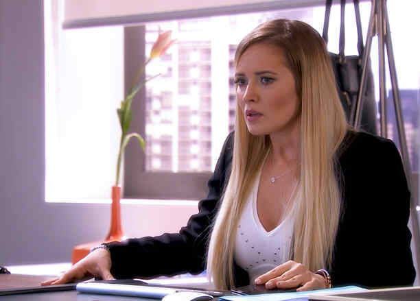 Kimberly Dos Ramos en ¿Quién es Quién?