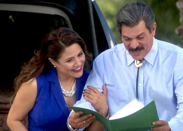 Vanessa Bauche y Roberto Mateos tienen pruebas del saboteo en Eva la Trailera