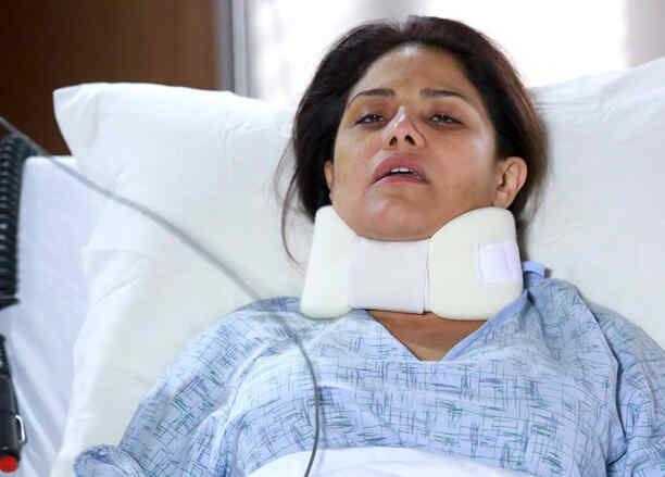 Vanessa Bauche despierta del coma en Eva la Trailera