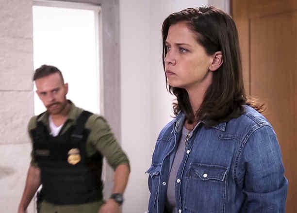 Carolina Miranda, Vicenta Acero, molesta, Señora Acero 3, La Coyote