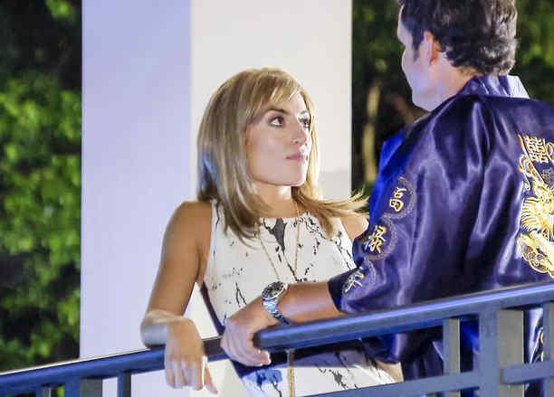 Marimar Vega en Silvana Sin Lana