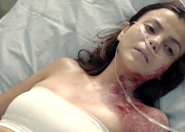 Diana Isabel Acevedo en Sin Senos Sí Hay Paraíso