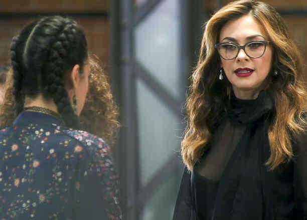 Aracely Arámbula en La Doña