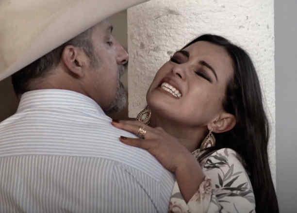 Julio Bracho y Julieta Grajales en El Chema