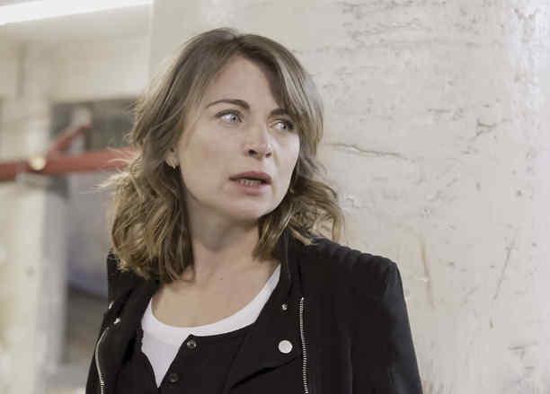 Ludwika Paleta en La Querida del Centauro