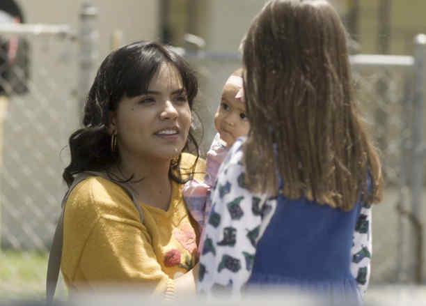 Samadhi Zendejas en Mariposa De Barrio