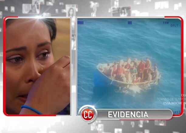 """""""Cubanas ilegales"""" y """"Cazarrecompensa"""""""