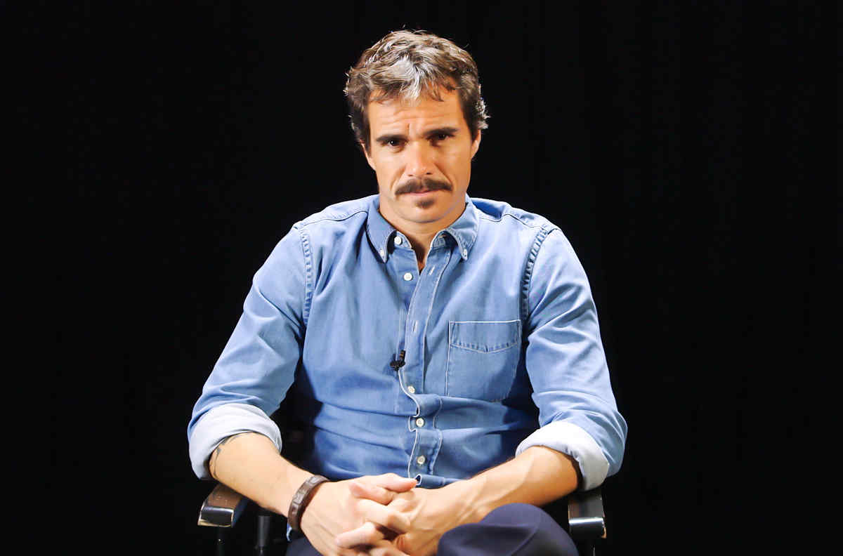 Entrevista: Tony Dalton es Renato Maldonado en la serie Dueños del Paraíso