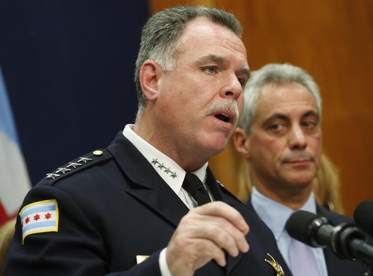 Gary McCarthy ex jefe policial de chicago