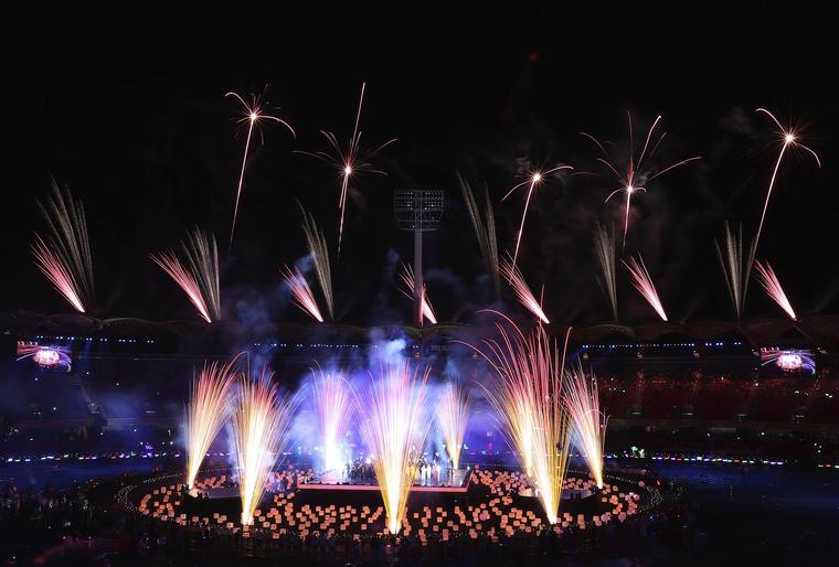 Juegos de la Commonwealth en Australia en 2018.