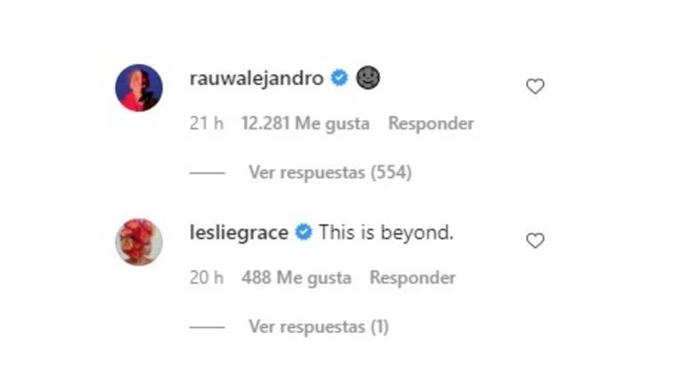 comentario Rosalía