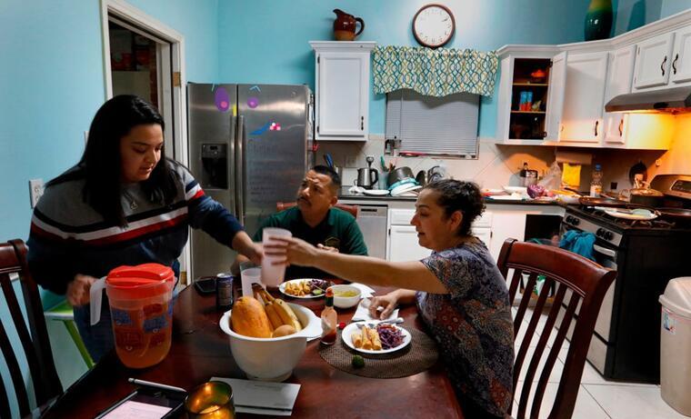 Familia de Houston, Texas.