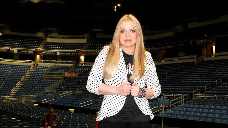 Ednita Nazario en el Coliseo de Puerto Rico