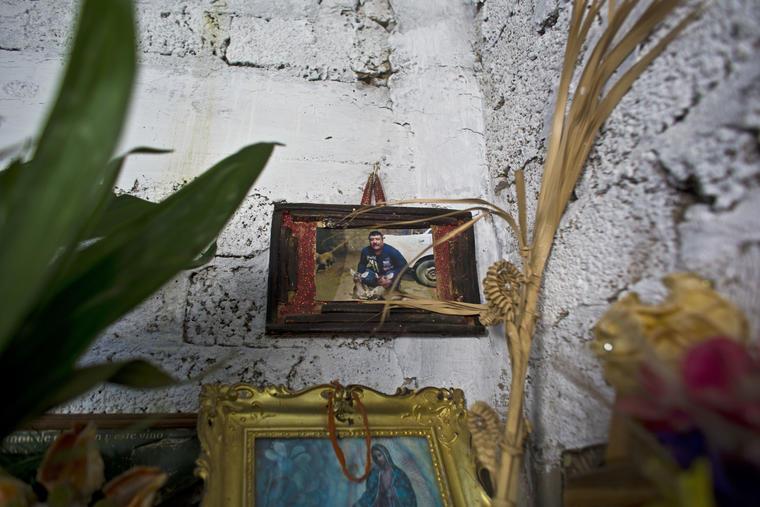 fotos de desaparecidos a manos de la policia en mexico