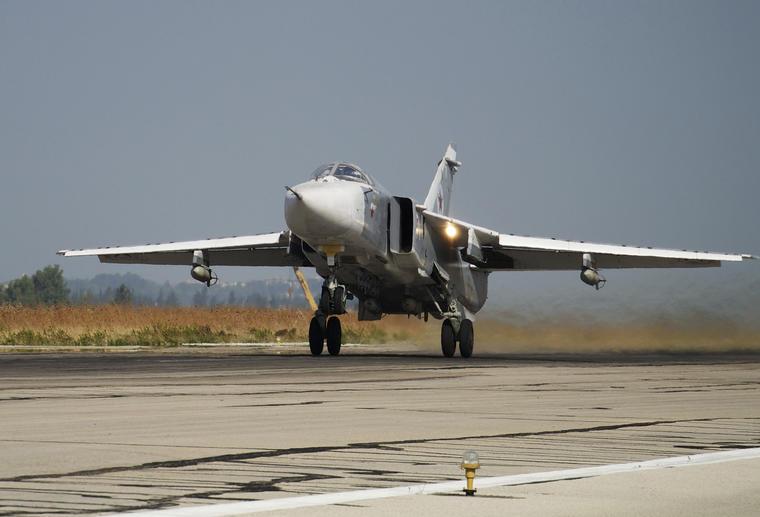 avion ruso derribado por turquia
