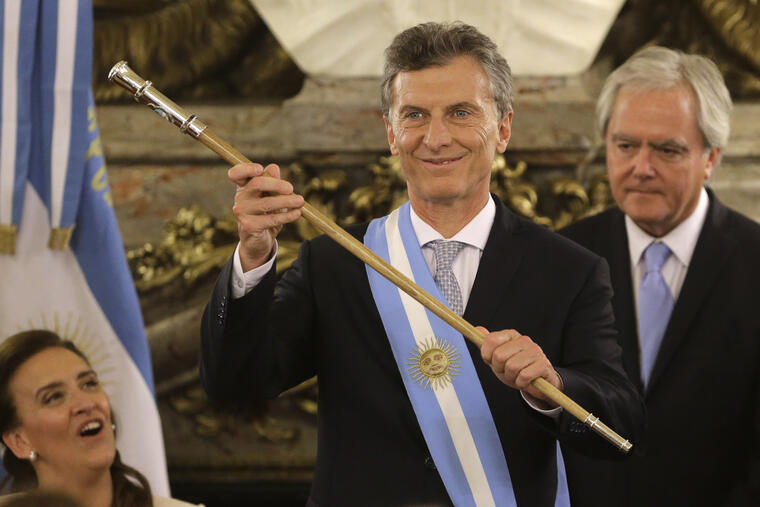 Mauricio Macri,  Federico Pinedo