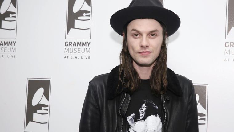 James Bay canta en el Grammy Museum 2016