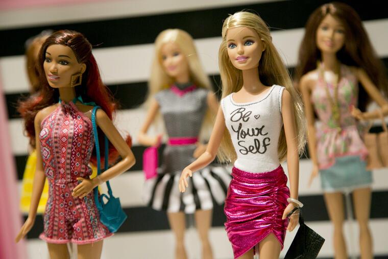 nuevos modelos de munecas barbie