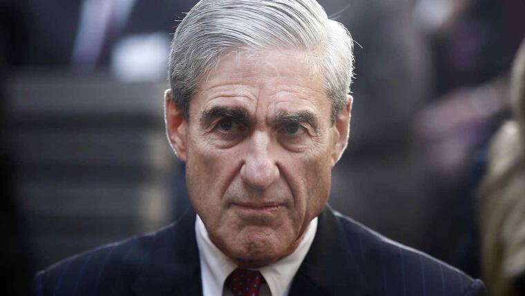 El fiscal estadounidense que investiga la trama rusa, Robert Mueller, en una imagen de archivo.