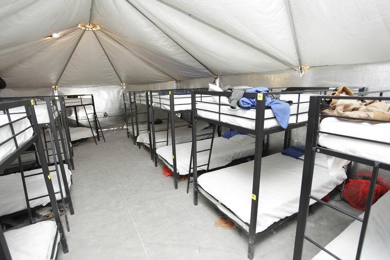 campamento tornillo texas