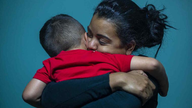 Hay 650 familias migrantes, cifra inferior a los 711 niños del pasado jueves, cuyos padres no son elegibles.