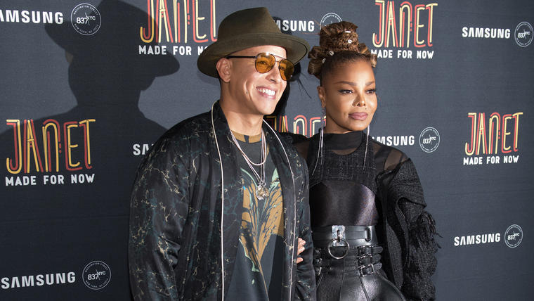 "Janet Jackson & Daddy Yankee ""Made For Now"" Release Party"
