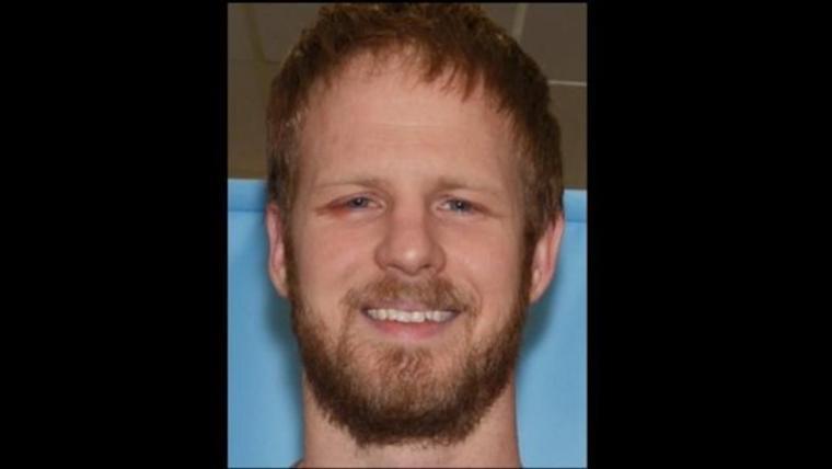 El supuesto agresor Justin Schneider, de 34 años.